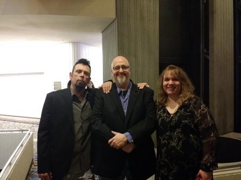 The wonderful heart of Grey Matter Press--Tony Rivera and Sharon Lawson