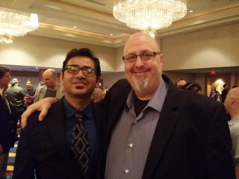 Helluva nice guy and helluva writer--and Stoker Award Winner!